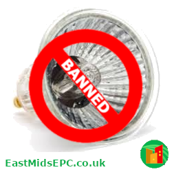 Halogen bubs to be banned