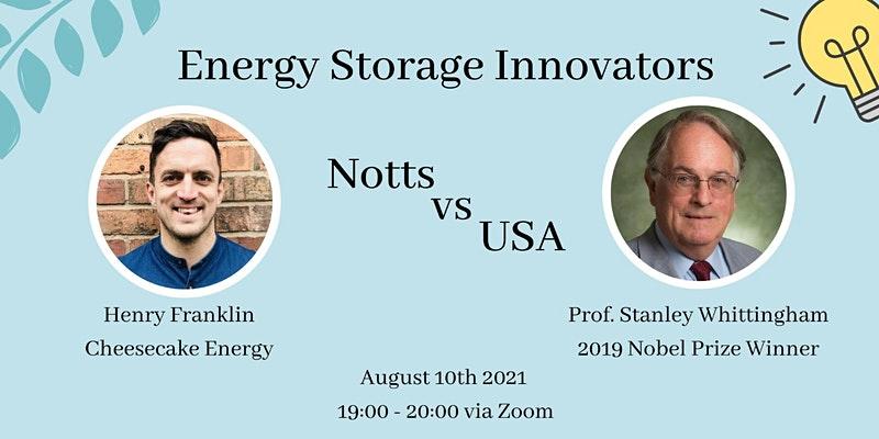 Energy Storage Innovators